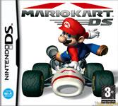 Carátula de Mario Kart DS
